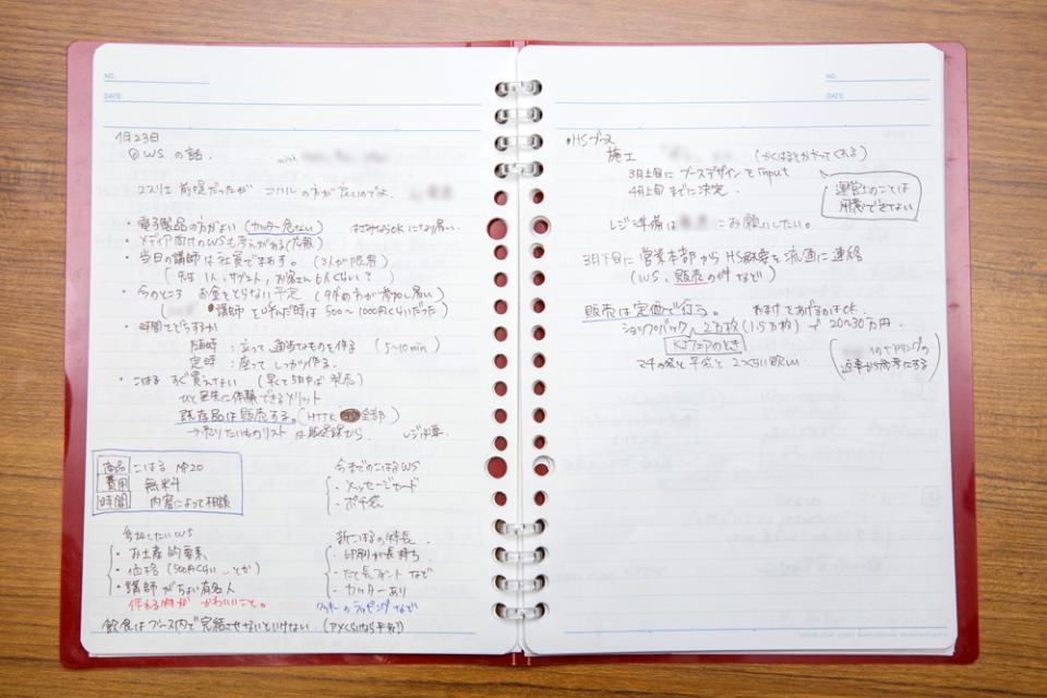 """「ノート、見せてもらってイイですか?」:キングジムに学ぶ""""社会人のためのノート術"""" 5番目の画像"""
