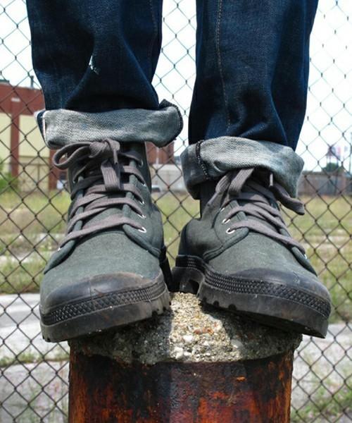 Palladium(パラディウム)のスニーカーライクな秋色ブーツがカッコいい! 2番目の画像