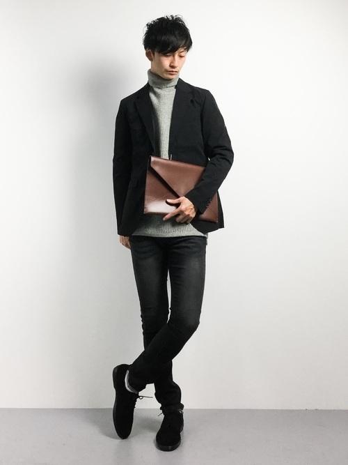秋までに揃えておきたいリアルに使える定番ファッションアイテム 11番目の画像