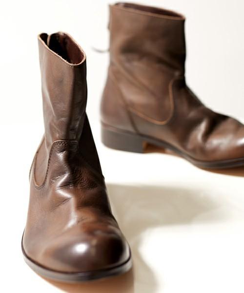ブーツなのに履きやすい!日本発ブランドの人気メンズブーツ5選 3番目の画像