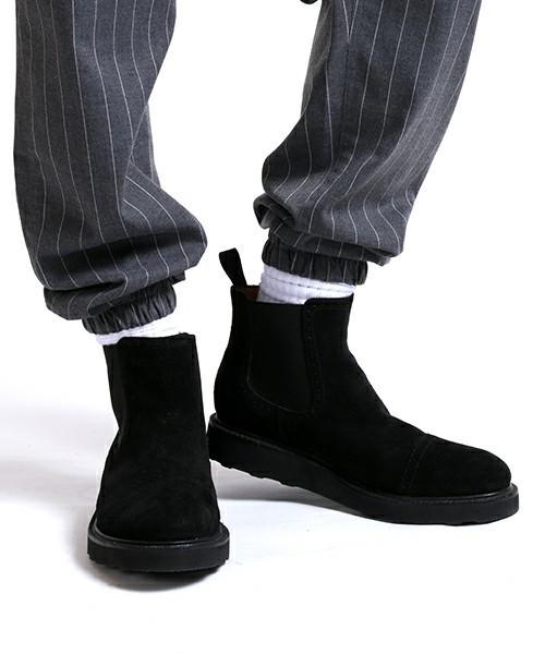 ブーツなのに履きやすい!日本発ブランドの人気メンズブーツ5選 5番目の画像