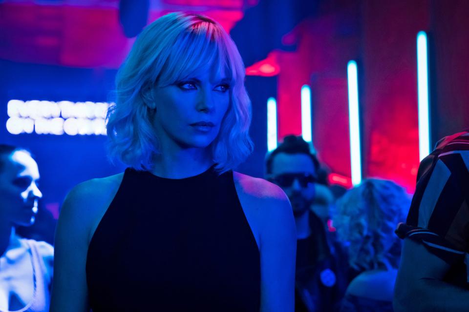 まるでパンクロックのMV? シャーリーズ・セロン主演のスパイ映画「アトミック・ブロンド」 2番目の画像
