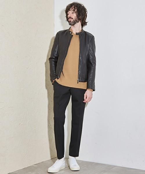 オンオフ使える秋の着こなし。UNITED TOKYOが提案するジャケットスタイル 2番目の画像