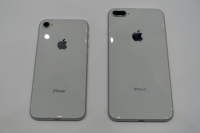 西田宗千佳のトレンドノート:アップルの今は「X」より「8」「Watch」から見えてくる 7番目の画像