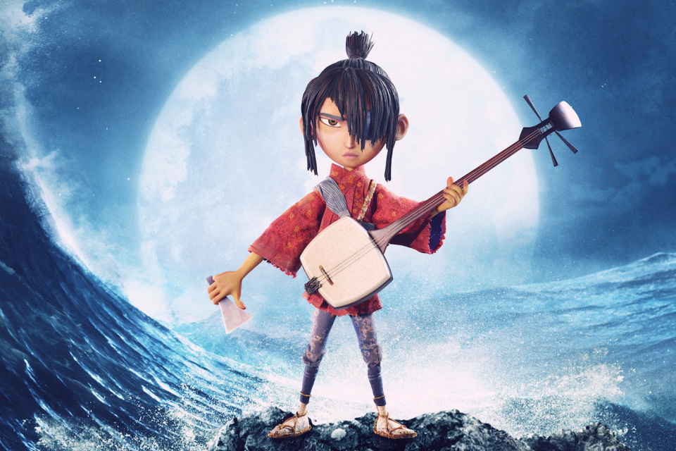 """日本人も目から鱗!""""日本""""が凝縮されたストップモーションアニメ「KUBO」の見どころ 1番目の画像"""