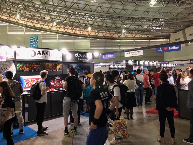 西田宗千佳のトレンドノート:東京ゲームショウ2017から見る「イベントの曲がり角」 10番目の画像