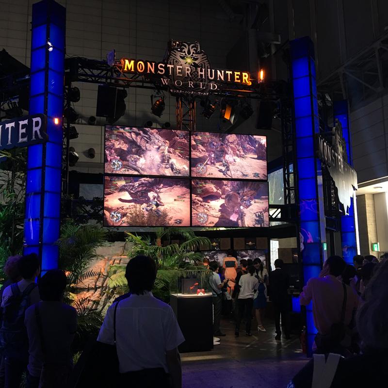 西田宗千佳のトレンドノート:東京ゲームショウ2017から見る「イベントの曲がり角」 3番目の画像