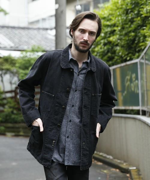 デニムジャケット=カジュアルコーデはもう古い!大人が着るべき最新デニムジャケットをpick 3番目の画像