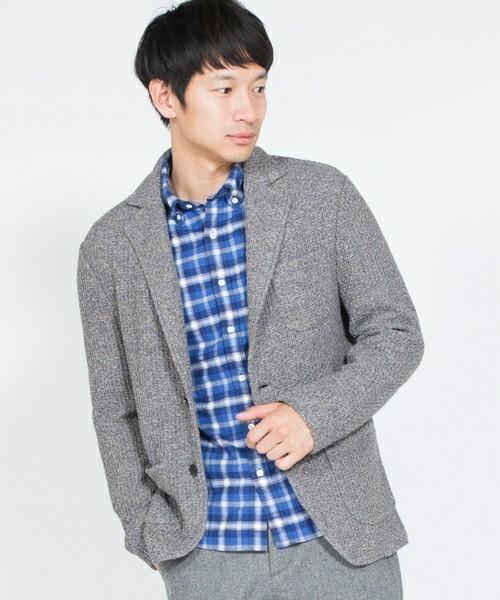 1万円台の救世主。羽織ればモテるSHIPSの最強ニットジャケット&着こなしテク 1番目の画像