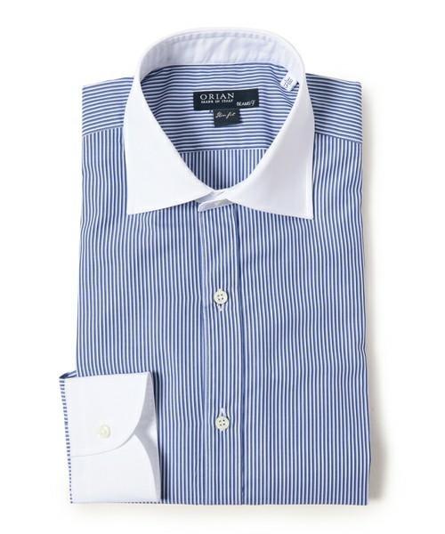 グレースーツと3種の神器「シャツ・ネクタイ・靴」の着こなし方:ワンランク上のおしゃれなスーツ姿へ 16番目の画像