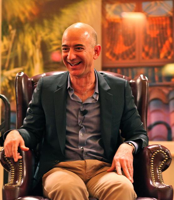 【書き起こし】ジェフ・べゾスが語る「Amazon誕生秘話」「当時の苦労」「起業家へのアドバイス」 1番目の画像