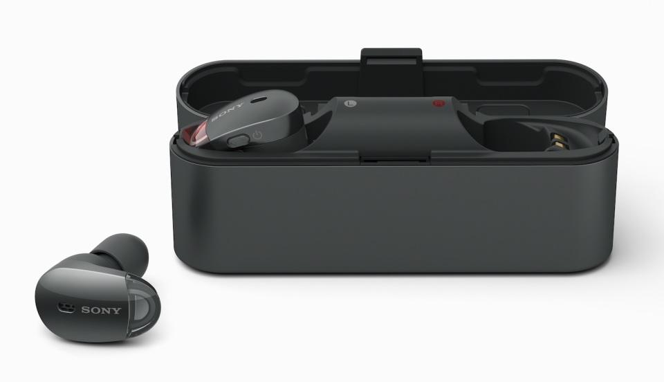 """この""""高音質""""を待ってた!ソニー初の完全ワイヤレスイヤホン「WF-1000X」が10月7日発売 10番目の画像"""