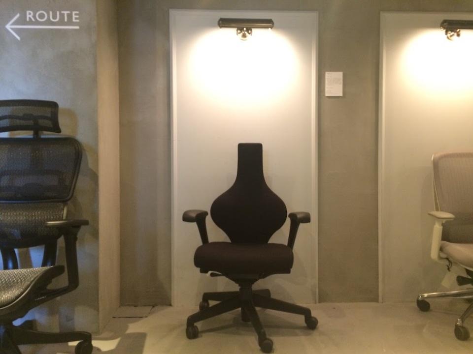 コンシェルジュ付きのワークチェア専門店「WORKAHOLIC」で夢中になれる座り心地を 4番目の画像