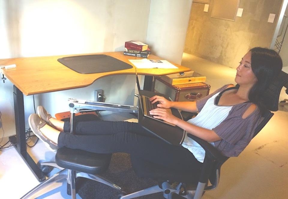 コンシェルジュ付きのワークチェア専門店「WORKAHOLIC」で夢中になれる座り心地を 5番目の画像