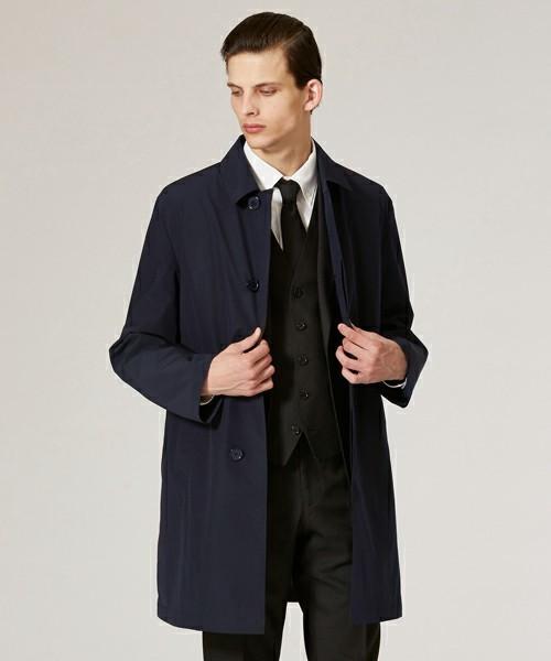 今季は「大人シック」で攻めるビジネスコートの着こなし術 1番目の画像