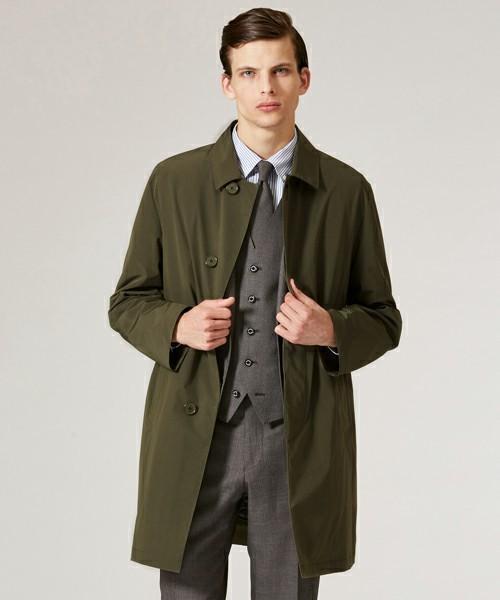 今季は「大人シック」で攻めるビジネスコートの着こなし術 2番目の画像