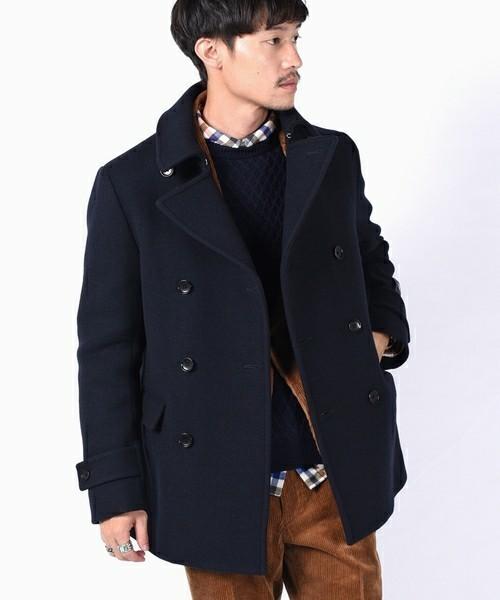 【2017年秋冬】ビジネスコートの着こなし術〈オフィスカジュアル編〉 10番目の画像