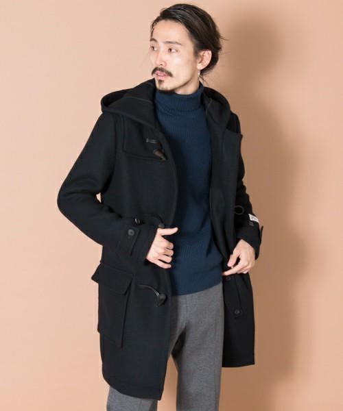 【2017年秋冬】ビジネスコートの着こなし術〈オフィスカジュアル編〉 14番目の画像
