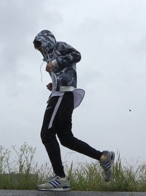 メンズ用ランニングファッション「着こなしの鉄則」:ジョギングを楽しくするランニングウェア&着こなし術 20番目の画像