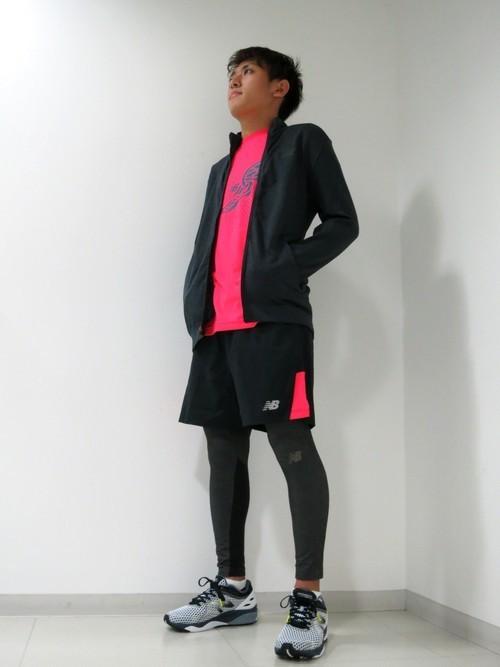 メンズ用ランニングファッション「着こなしの鉄則」:ジョギングを楽しくするランニングウェア&着こなし術 11番目の画像