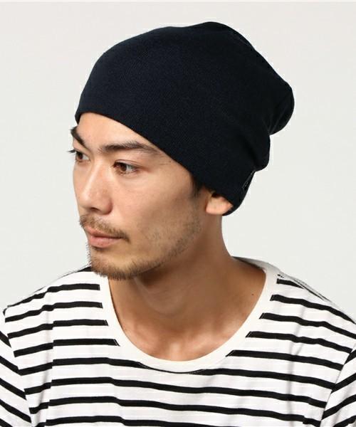 前髪、耳は出すのが正しい? メンズニット帽のかぶり方&おしゃれな着こなし術 3番目の画像