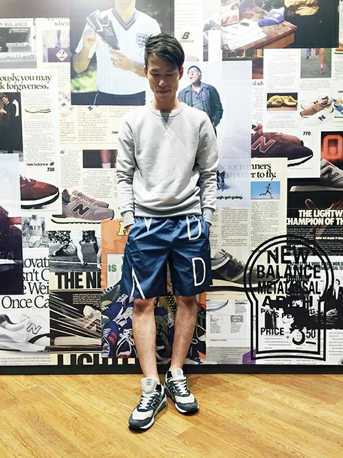 メンズ用ランニングファッション「着こなしの鉄則」:ジョギングを楽しくするランニングウェア&着こなし術 19番目の画像
