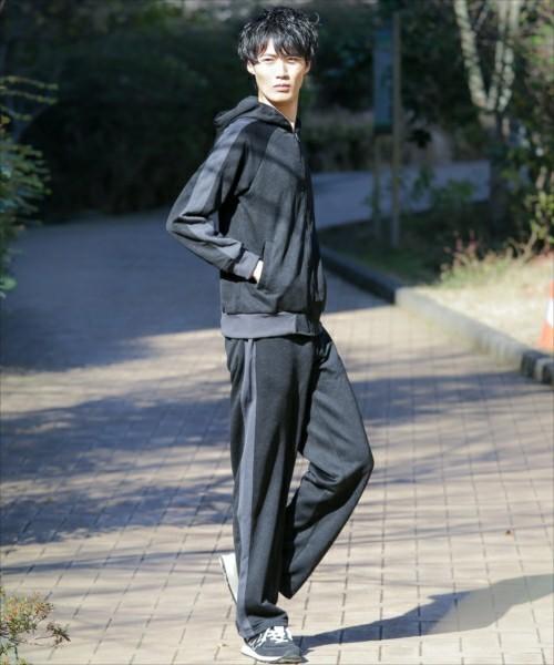 メンズ用ランニングファッション「着こなしの鉄則」:ジョギングを楽しくするランニングウェア&着こなし術 2番目の画像