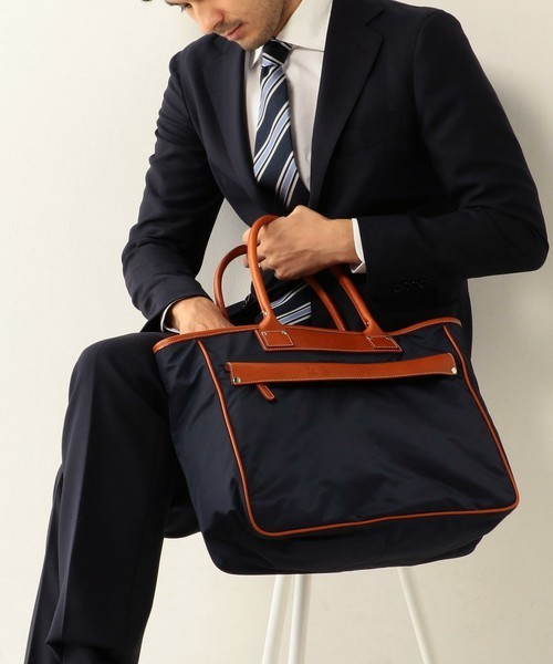オフィスにトートバッグはあり派?なし派?A4サイズがラクラク入るビジネストートバッグ特集 7番目の画像