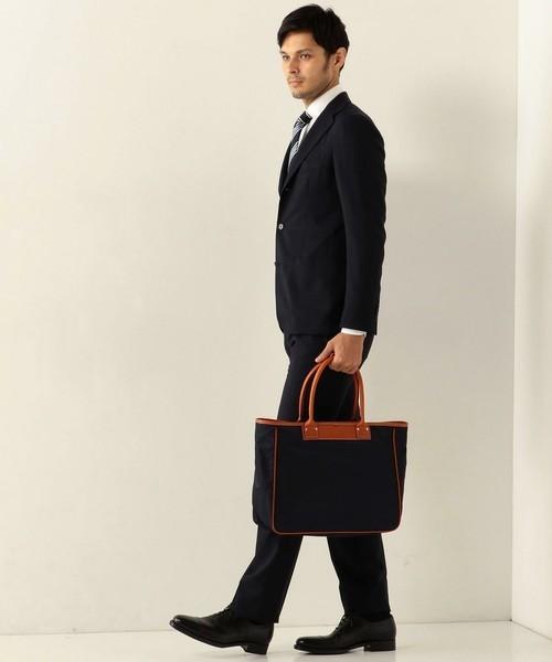 オフィスにトートバッグはあり派?なし派?A4サイズがラクラク入るビジネストートバッグ特集 8番目の画像