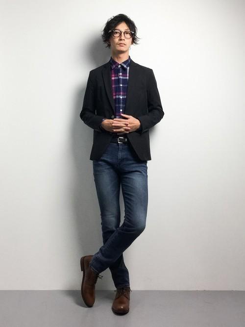 ジーンズに合わせる靴は何がベスト? 大人のジーンズスタイルに合う靴はこれだ! 5番目の画像