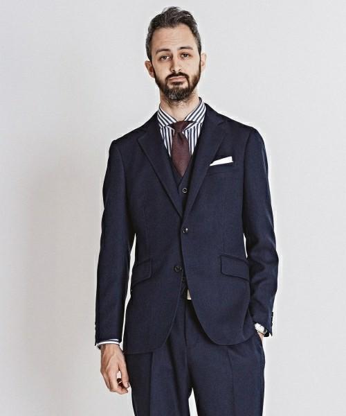 """実は知らない「スーツの""""ボタンの留め方""""」徹底解説:ビジネスマンが知らなきゃ大恥のスーツマナー 3番目の画像"""