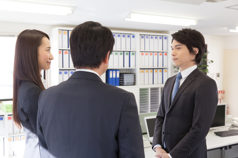 人の心を動かす「異動」の挨拶・スピーチの技法とは? 人間関係を構築する異動挨拶のやり方 1番目の画像