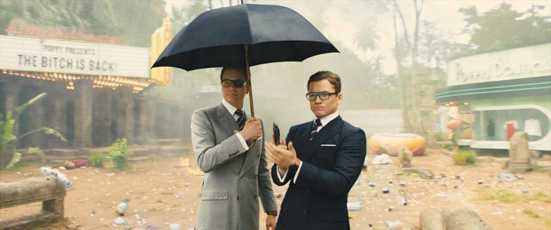大ヒット映画「キングスマン」の続編には見逃せないメンズアイテムが凝縮!! 1番目の画像