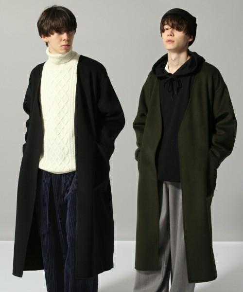 """コートは""""ロング丈""""がトレンド!今マネしたい、ロングコートを使った大人コーデ特集 1番目の画像"""