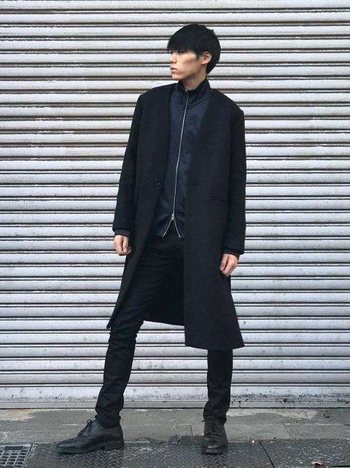 """コートは""""ロング丈""""がトレンド!今マネしたい、ロングコートを使った大人コーデ特集 2番目の画像"""