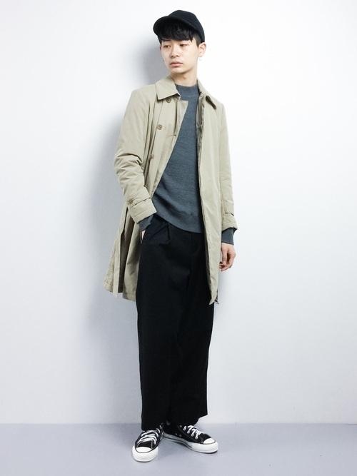 """コートは""""ロング丈""""がトレンド!今マネしたい、ロングコートを使った大人コーデ特集 8番目の画像"""
