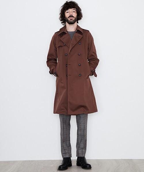 """コートは""""ロング丈""""がトレンド!今マネしたい、ロングコートを使った大人コーデ特集 10番目の画像"""