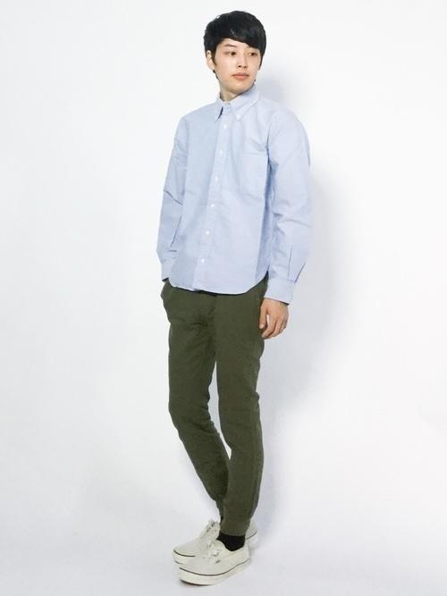 """俄然流行中の""""ジョガーパンツ""""色別メンズコーデ24選:トレンドアイテムを着こなして時代に乗れ! 17番目の画像"""