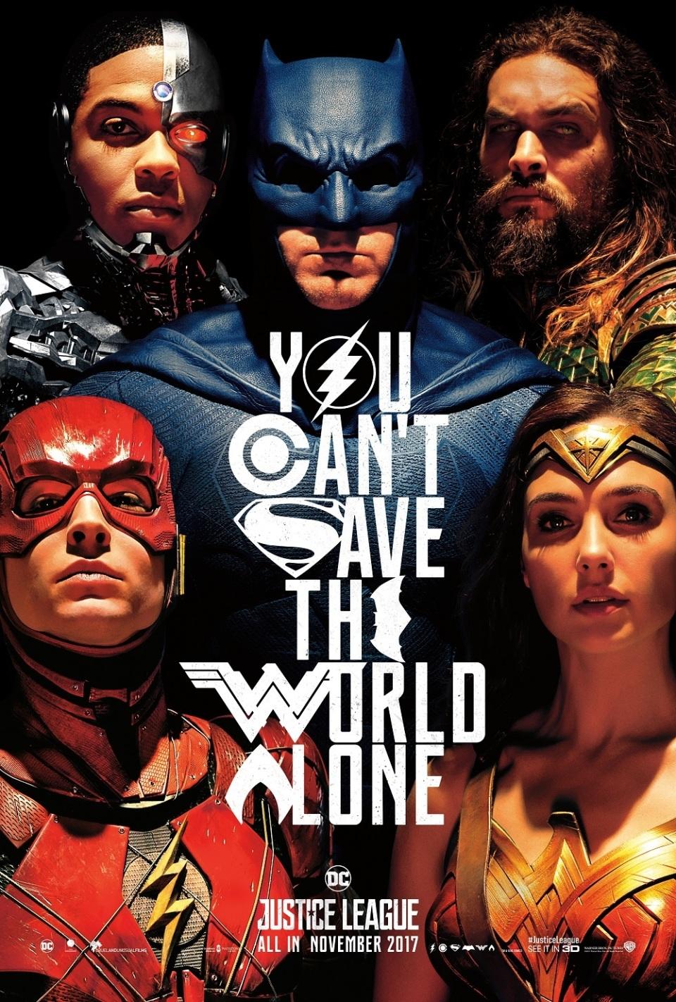 「アベンジャーズ」にはない魅力は?DCコミックスのヒーローが集結「ジャスティス・リーグ」! 3番目の画像
