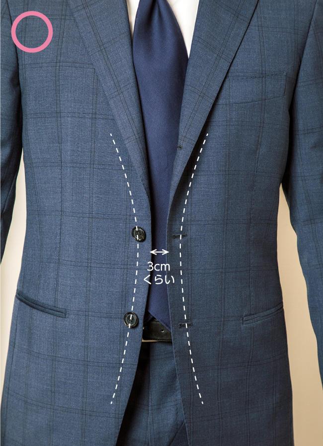 リングヂャケット マイスター青山店・店長に聞く『これだけはチェックしたい店頭での賢いスーツ選び』 4番目の画像