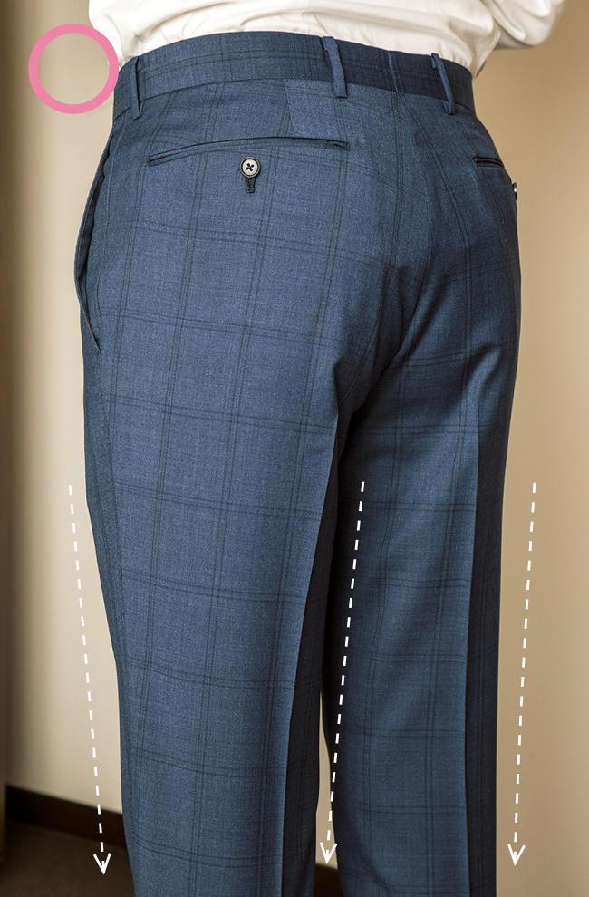 リングヂャケット マイスター青山店・店長に聞く『これだけはチェックしたい店頭での賢いスーツ選び』 7番目の画像