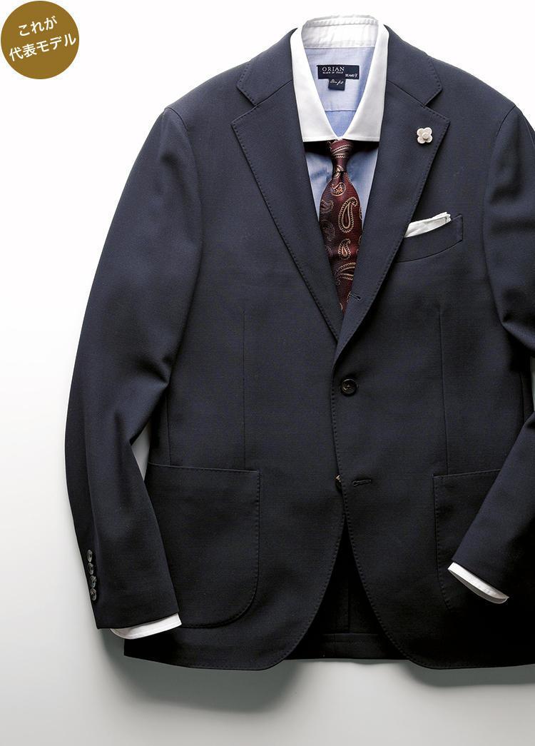 """【""""着回し力""""で選ぶジャケット&パンツ】「タリアトーレ」&「ラルディーニ」大研究 7番目の画像"""