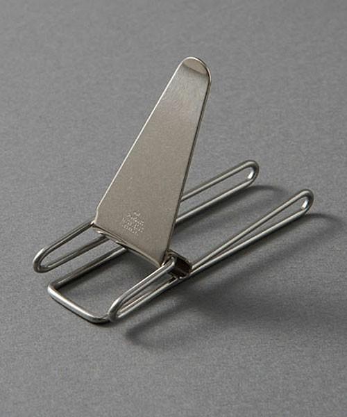 """""""財布""""はこんなに薄くなる!スマートシンプルな大人の男のための「マネークリップ」特集 4番目の画像"""