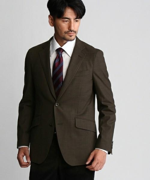 秋冬スーツの新定番「ブラウンスーツ」:ブラウンスーツのおしゃれな着こなしでワンランク上を目指す 6番目の画像