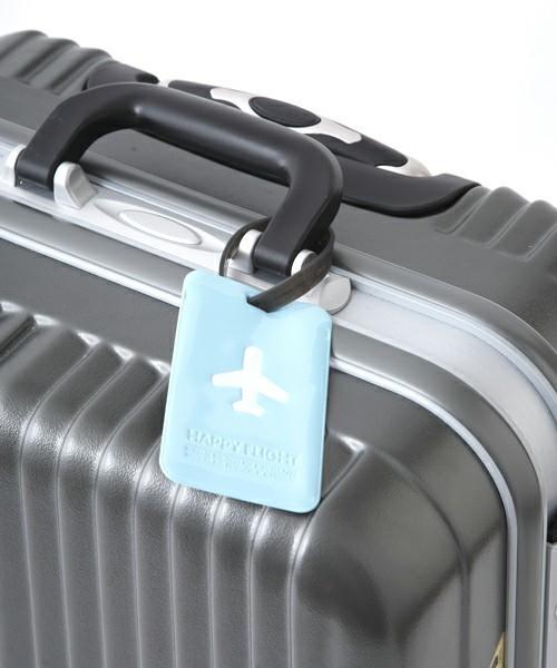 スーツケースを一瞬で見分ける目印アイテム6選|スーツケースの取り違えとはおさらば! 7番目の画像