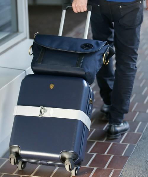 スーツケースを一瞬で見分ける目印アイテム6選|スーツケースの取り違えとはおさらば! 1番目の画像