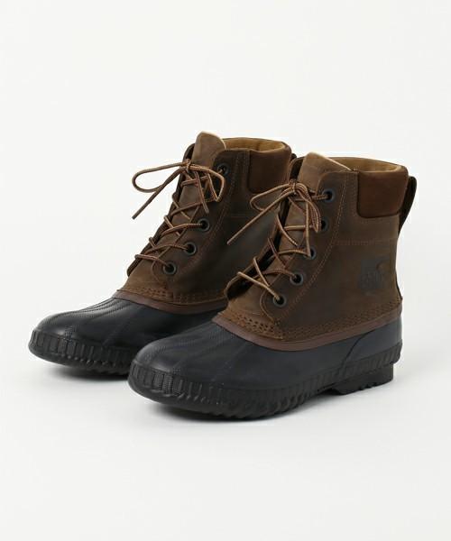 街で履くアウトドアブーツはこれ!暖かくて快適なSORELの冬用ブーツ特集 3番目の画像