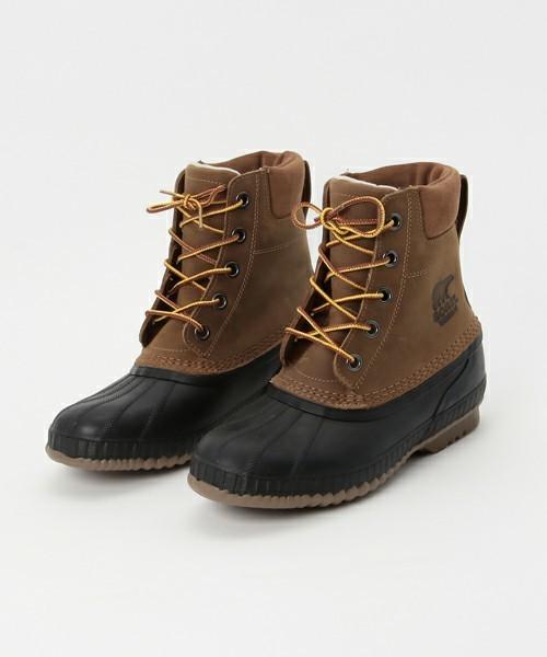 街で履くアウトドアブーツはこれ!暖かくて快適なSORELの冬用ブーツ特集 4番目の画像