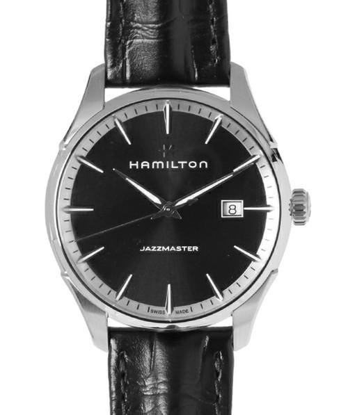 「本物」はやっぱりかっこいい。HAMILTONで選ぶ一生モノのメンズ腕時計 1番目の画像
