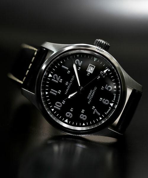 「本物」はやっぱりかっこいい。HAMILTONで選ぶ一生モノのメンズ腕時計 4番目の画像